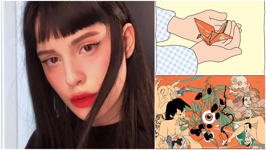 [Art&Magic] Ana Letzner: Ilustrez despre burnout, depresie, abuz, invizibilitate si trauma. Ma intereseaza sa dau o voce si sa fiu aici la nevoie pentru cei din jur