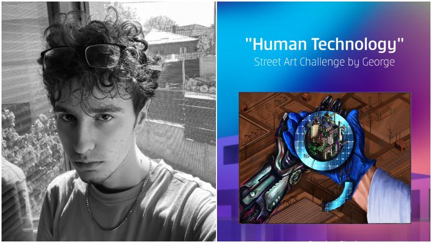 [Human, Art & Tech] Bogdan Cioplea: In ultimul timp am privit tehnologia din viata mea ca un prieten pe care, pe cat de folositor si inteligent, nu pot conta mereu