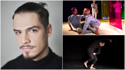 [Dans & Energie] Cosmin Vasile: În primii ani, am căutat mereu să mulțumesc, să uimesc cu orice preț. Abia când am reușit să renunț la aceste lucruri am realizat plăcerea procesului și căutării.