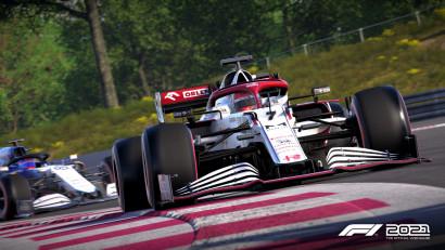F1® 2021 accelerează către consolele next-gen: jucătorii pot urca în ierarhii în cursa pentru podium