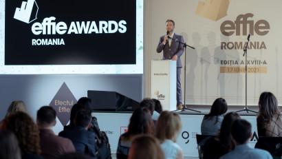 57 de premii au fost acordate la Gala de Premiere Effie 2021.Grand Effie: The Online Park – Telekom România şi Leo Burnett