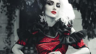 Transformarea spectaculoasă a Anei Morodan în Cruella