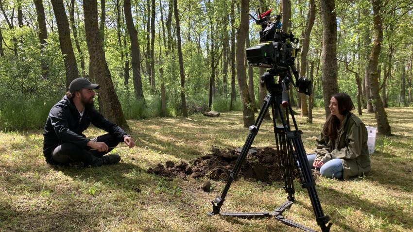 """[Editor's Cut] Ioachim Stroe: Unul dintre cele mai rele lucruri pe care le poți auzi despre un film la care ai lucrat este că """"l-ai făcut din montaj"""""""