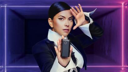 INNA, imaginea brandului glo™ în noua campanie hyper+