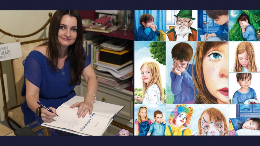 Costina Dinulescu: Oty și creionul magic vrea sa trateze problema bullyingului intre copii, dar o face intr-o maniera usor de inteles pentru cei mici