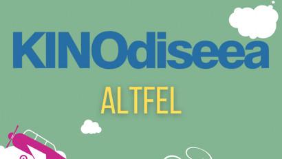 KINOdiseea ALTFEL în iunie, la Bucureşti