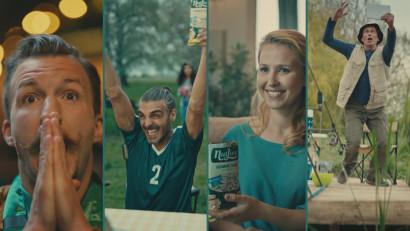 Brands & Bears inscrie un nou spot pentru semintele Nutline si ne inspira sa traim fiecare meci cu emotie