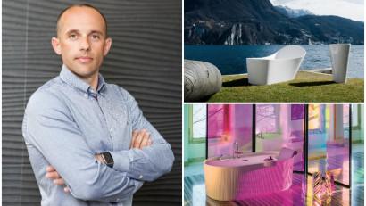 Tudor Cartianu, Delta Studio: Am redefinit luxul în domeniul arhitecturii de interior, promovând o nouă categorie pe care am numit-o smart luxury