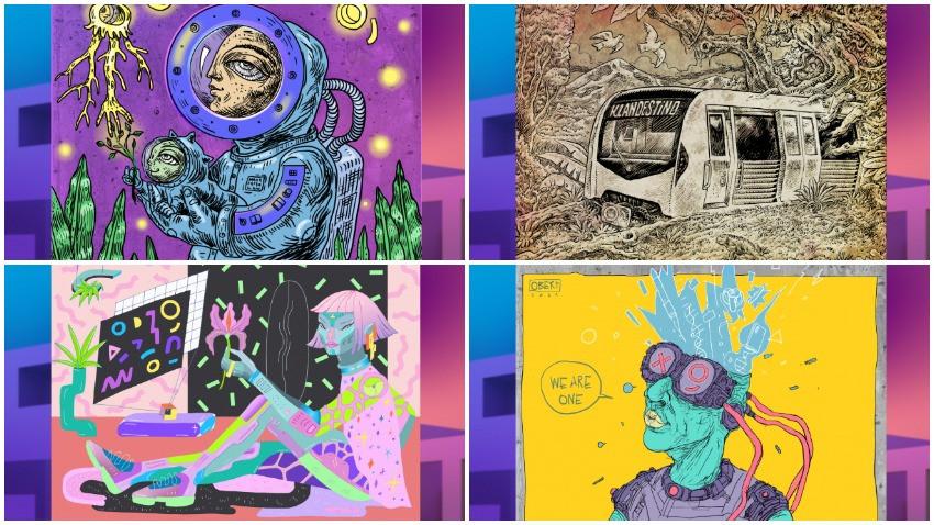 Să descoperim granițe urbane noi, alături de câștigătorii Human Technology Street Art Challenge by George
