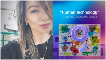 [Human, Art & Tech] Laura Driha: Diversitatea manifestărilor artistice e ca un balon cu aer cald în care putem zbura liniștiți cu toții