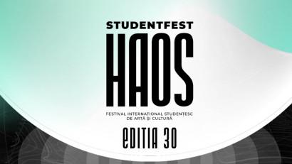 StudentFest cheamă artiștii să facă HAOS în Timișoara