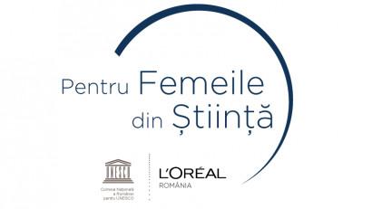 """Cercetătoarele din România au acces la finanțare prin programul deburse private L'Oréal-UNESCO """"Pentru Femeile din Știință"""""""