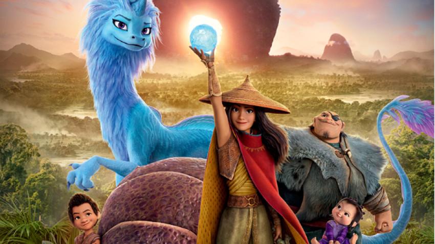 """""""Raya și ultimul dragon"""", aventură și metaforădespre maturizare și încredere"""
