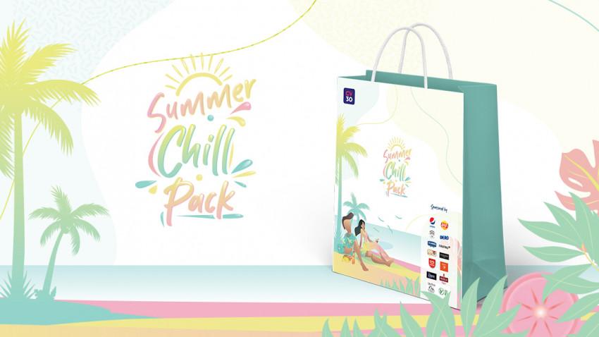 Summer Chill Pack - campania dedicată brandurilor beach-ready