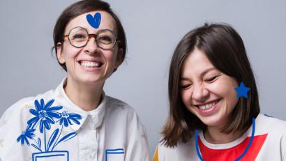 [Creative Business] Alina Matei și Roxana Coman: Partea cea mai ușoară e să ai idei, partea cea mai grea e chiar să le faci să ajungă în mâinile clientului
