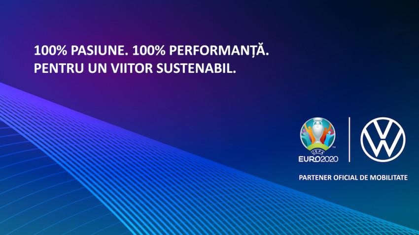 Volkswagen îi prezintă pe cei patru copii care vor începe meciurile din cadrul UEFA EURO 2020 ce au loc la București