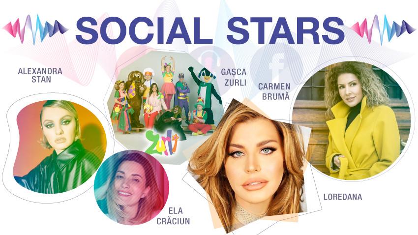 Ringier si BrandTube lansează Social Stars – un proiect colaborativ între artiști independenți, creatori de conținut, podcastari și site-uri locale de conținut