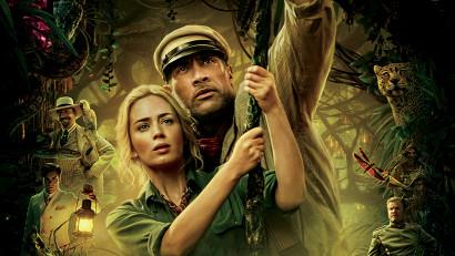 """""""Jungle Cruise / Croazieră în junglă"""", o aventură epică în junglă șio poveste despre curajul de a fi tu însuți"""