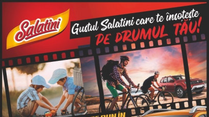 Salatini - Gustul care te insoteste pe drumul tau