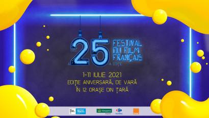 A 25-a ediție a Festivalului Filmului Francez îşi anunţă câştigătorii