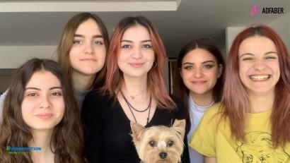 5 eleve românce sunt câștigătoare pe Europa în competiția internațională de programare și antreprenoriat Technovation Girls