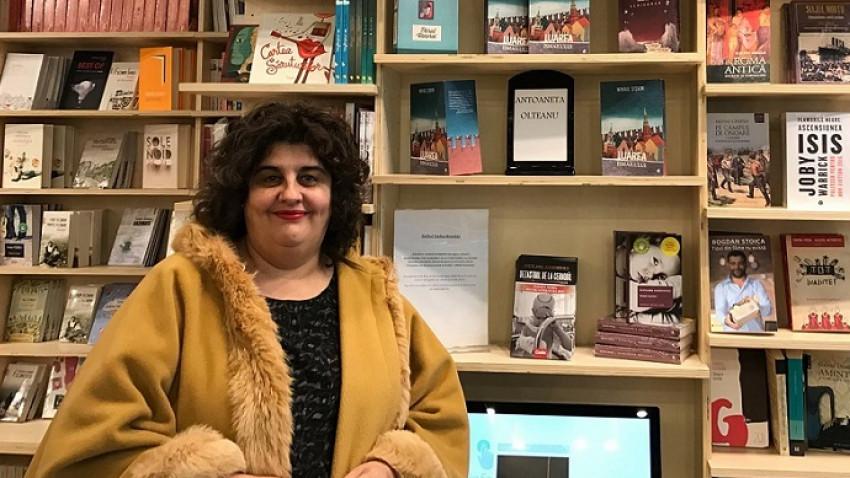 Antoaneta Olteanu: Eu cred că traducătorul trebuie să fie un servitor umil al scriitorului, de fapt, al textului pe care îl traduce