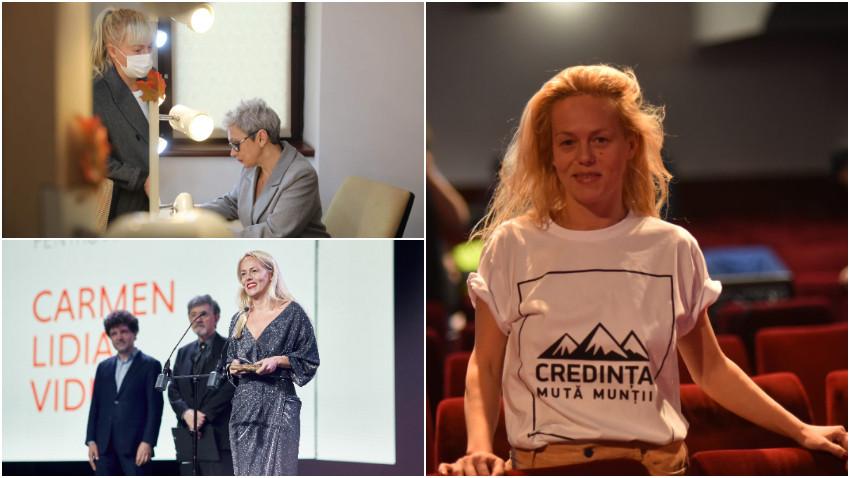Carmen Lidia Vidu: În România, regizoarele au scena independentă, scena mică și statutul de voci auxiliare