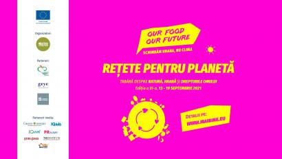 Rețete pentru Planetă, ediția a III-a