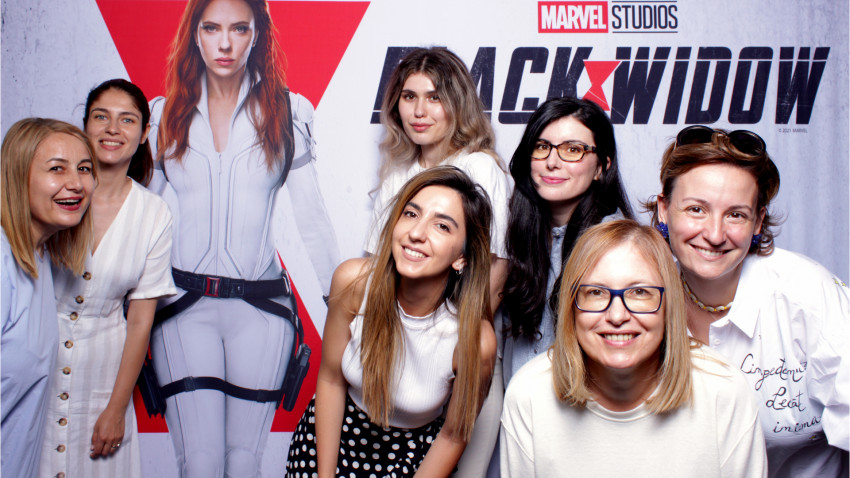 Eroina Marvel s-a reîntors pe marile ecrane