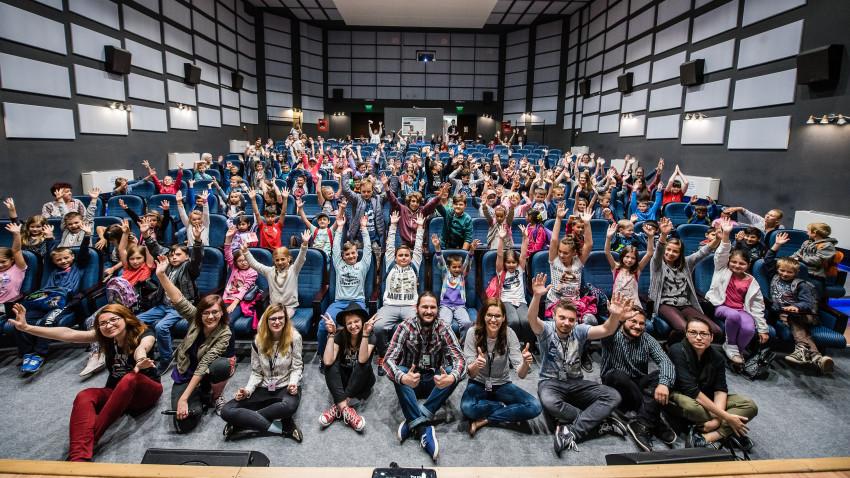 Conferința Națională de Educație Media și Cinematograficăla TIFF 2021