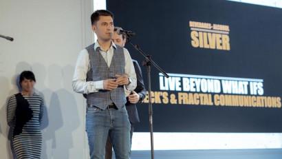 Trăiește așa cum simți, prima campanie FRACTAL Communicationspentru Beck's a câștigat Silver Effie 2021