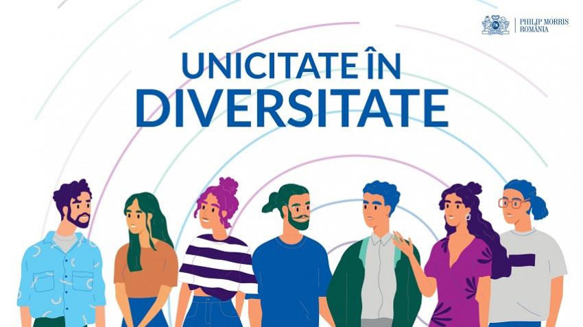 Exploratist: Unicitate în diversitate - campanie de comunicare internă hibrid pentru un mod de lucru hibrid