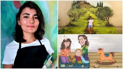 [Art&Magic] Anda Varlam: Social media ajuta enorm un artist. Cel putin in ceea ce priveste expunerea in fata potentialilor clienti