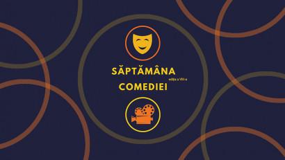 """Teatru și film la """"Săptămâna Comediei"""" Brașov"""