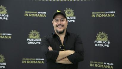 [Veterani in publicitate] Jorg Riommi: Am început la Roma, în 2001. Tocmai absolvisem universitatea și lucram în televiziune, dar eram deja îndrăgostit de publicitate