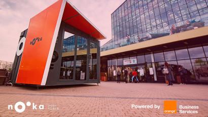 Orange Business Services este partenerul de tehnologie smart și IoT pentru Nooka Space în România