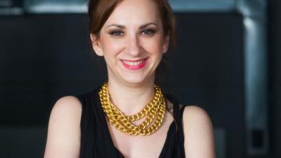 Manuela Gogu este noul Creative Director Golin.Din nou :)