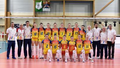 Trofeul Campionatului European de Volei își începe Turul în România