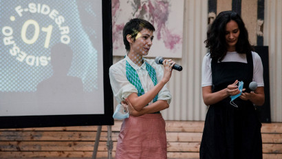 Ioana Diaconu si Alexandra Lulache: Puțini oameni în afara grupurilor de cinefili știu să numească femei regizoare