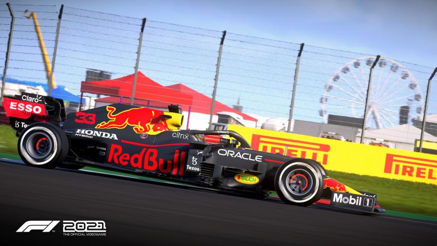 Electronic Arts și Codemasters® lansează astăzi F1® 2021. Simte atmosfera de pe pistă din postura de pilot F1, începând de astăzi