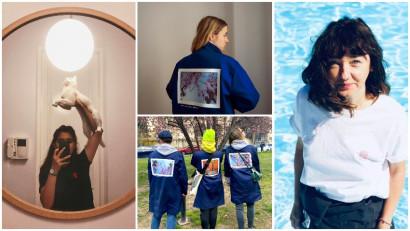 [Creative Business] Trei fete și o ogradă: Noi credem foarte mult în bucurie. Brandul ăsta a plecat dintr-o nevoie, aceea de a fi în contact cu ce ne place, oriunde am fi