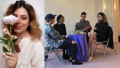 [Obsesii part-time] Ioana Duca: Pentru mine, actoria a devenit un soi de terapie neconvențională. Iți dedici 2 ore pe săptămână unei părți din suflet, pe care o contorsionezi