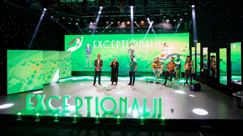 Exploratist: Cote maxime de engagement la gala Excepționalii, powered by Allianz Țiriac
