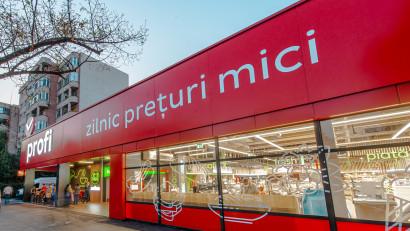 Profi se repoziționează ca magazinul care îți simplifică viața prin oferte care iți fac plăcere, sub deviza zilnic prețuri mici