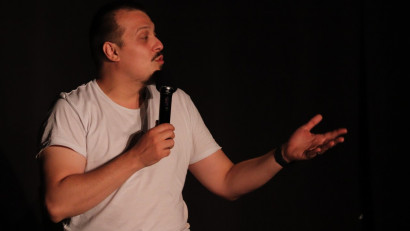 [Obsesii part-time] Daniel Harmanescu: Înveți prin eșecuri constante. Ai un show prost, două, trei, ajungi să-ți pui întrebări