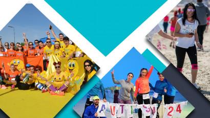 Kooperativa 2.0 susține ultramaratonul AUTISM24H dedicat strângerii de fonduri pentru copii cu nevoi speciale