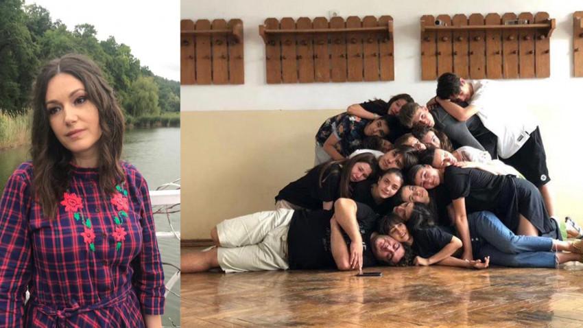 [Spiritul Ideo] Anca Maria Băcanu: Teatrul nu schimbă oamenii, ci doar le permite să fie ce sunt ei de fapt și ce își doresc să fie