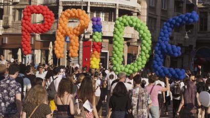 ACCEPT deschide porțile Pride Park și lansează campania #ComeOutSpeakUp în cadrul Bucharest Pride 2021