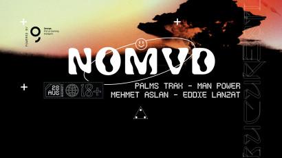 Program și regulament de acces pentru evenimentul NOMVD @ Combinatul Fondului Plastic, București