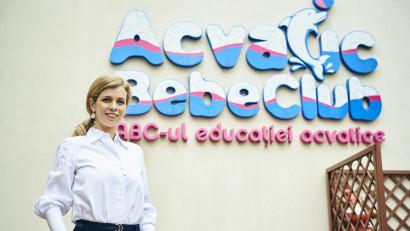 Acvatic Bebe Club oferă lecții gratuite de educație acvatică la Mamaia